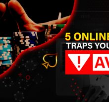 5 Poker Traps need to Avoid
