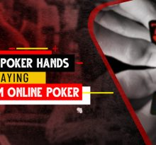 5 Worst Poker Hands While Playing Texas Holdem Online Poker